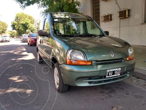 Renault Kangoo Break 1.9 DSL Authentique usado (2006) color Verde precio $640.000