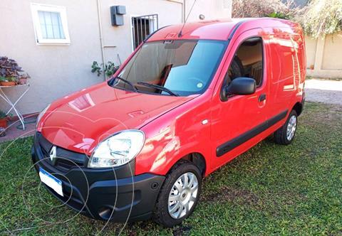 Renault Kangoo Express Confort 1.6 SCe usado (2018) color Rojo Vivo precio $1.390.000