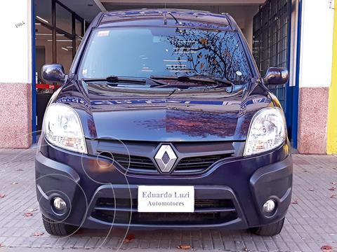 Renault Kangoo 2 Break 1.6 Authentique Plus 2P usado (2014) color Azul Crepusculo financiado en cuotas(anticipo $1.160.000)