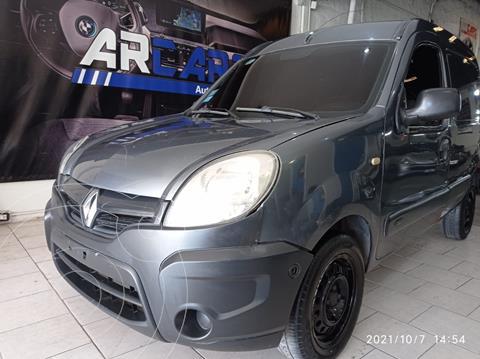 Renault Kangoo 2 Express 1.6 Confort 1P usado (2015) color Gris Acero financiado en cuotas(anticipo $800.000)