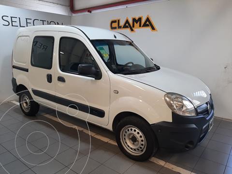 Renault Kangoo Express Confort 1.6 SCe usado (2015) color Blanco precio $1.833.400