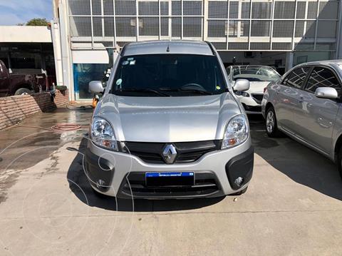 Renault Kangoo 2 Break 1.6 Authentique Plus 2P usado (2018) color Gris precio $1.690.000