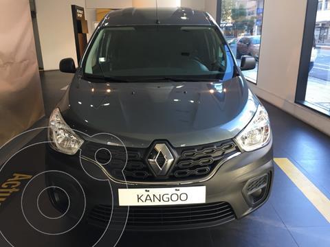 Renault Kangoo Express Confort 1.6 SCe 5A nuevo color Gris Cuarzo financiado en cuotas(anticipo $560.000 cuotas desde $24.192)