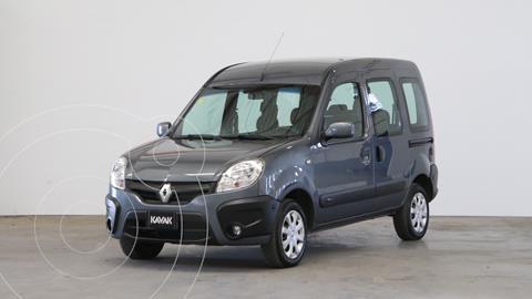 Renault Kangoo 2 Break 1.6 Authentique Plus 7 Pas usado (2014) color Gris Estrella precio $1.230.000