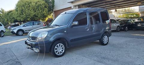Renault Kangoo 2 Break 1.6 Authentique Plus usado (2013) color Gris Acero precio $980.000