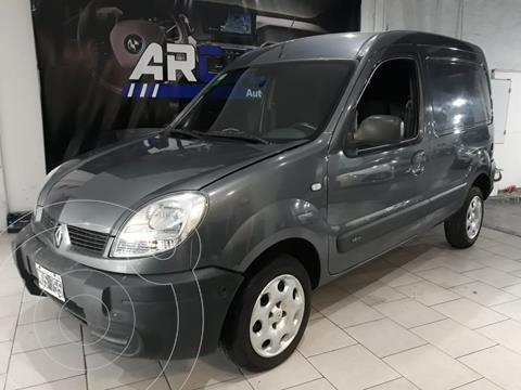 Renault Kangoo 2 Break 1.6 Authentique  usado (2013) color Gris Acero financiado en cuotas(anticipo $400.000)