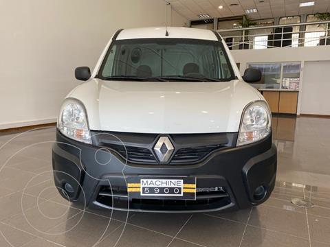 Renault Kangoo Kangoo Express 1.6 usado (2014) color Blanco precio $980.000