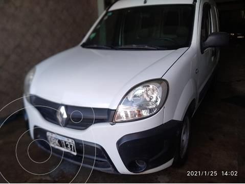 Renault Kangoo 2 Express 1.6 Grand Confort 2P usado (2014) color Blanco Glaciar precio $630.000