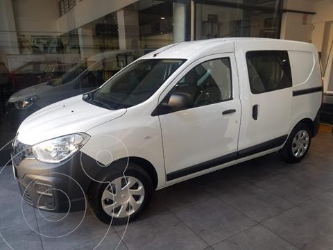 Renault Kangoo Express Confort 1.6 SCe nuevo color Blanco financiado en cuotas(anticipo $350.000 cuotas desde $15.500)