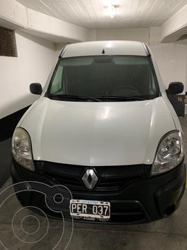 Renault Kangoo 2 Break 1.6 Authentique 1P usado (2015) color Blanco Glaciar precio $1.500.000