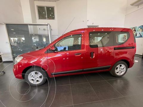 Renault Kangoo Life 1.6 SCe nuevo color Rojo financiado en cuotas(anticipo $350.000 cuotas desde $25.541)