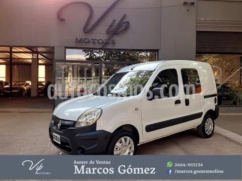 Renault Kangoo Kangoo Express 1.6 usado (2015) color Blanco precio $1.190.000