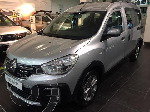 Renault Kangoo Stepway 1.6 dCi nuevo color Gris Acero financiado en cuotas(anticipo $420.000 cuotas desde $39.600)