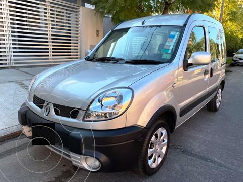Renault Kangoo 2 Break 1.6 Authentique Plus 7 Pas usado (2012) color Plata precio $1.290.000