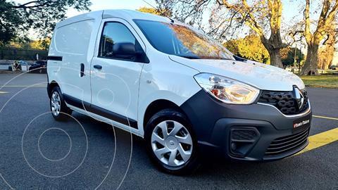 Renault Kangoo Express Confort 1.6 SCe usado (2021) color Blanco Glaciar precio $2.590.000