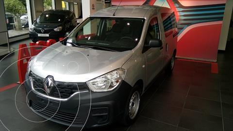 Renault Kangoo Express Confort 1.6 SCe 5A nuevo color Gris Estrella financiado en cuotas(anticipo $360.000 cuotas desde $21.300)