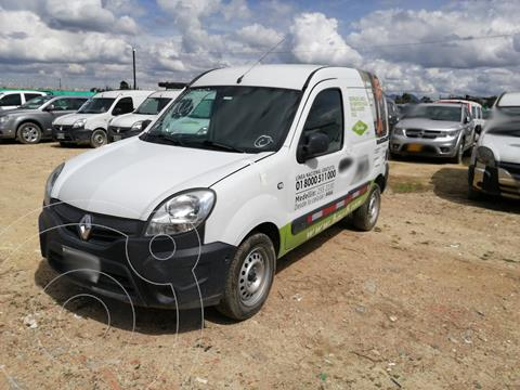 Renault Kangoo 1.6L usado (2016) color Blanco precio $25.500.000