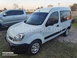 Foto venta Auto usado Renault Kangoo Kangoo Express 1.6 (2011) color Blanco precio $310.000