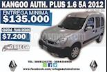 Foto venta Auto usado Renault Kangoo Kangoo Express 1.6 color Gris Claro precio $245.000