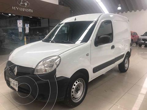 Renault Kangoo Express usado (2018) color Blanco precio $166,000