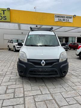 Renault Kangoo 4 pts. Express, 110 HP, TM5, a/ac. usado (2015) color Blanco precio $140,000