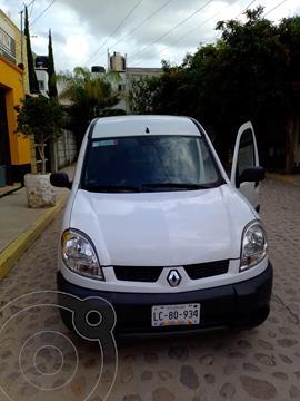 Renault Kangoo Express Aa usado (2010) color Blanco precio $75,000