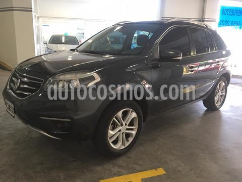 Renault Koleos 4x4 Privilege usado (2012) color Gris precio $1.289.000