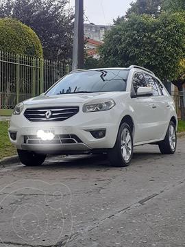 Renault Koleos 4x4 Privilege usado (2012) color Blanco precio $1.580.000