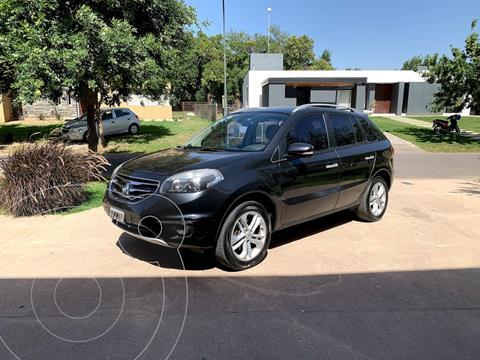 Renault Koleos 4x4 Privilege usado (2012) color Negro precio $1.350.000