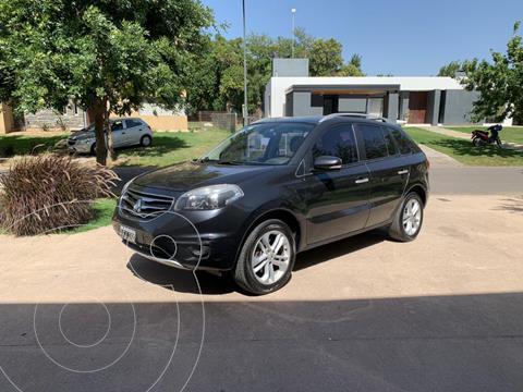 Renault Koleos Intens 2.5 4x4 CVT usado (2012) color Negro precio $1.350.000