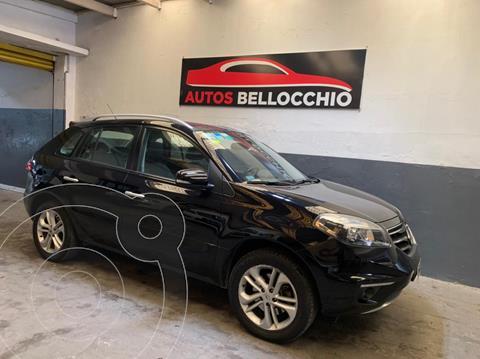 Renault Koleos 4x4 Privilege Aut usado (2012) color Negro precio $1.450.000