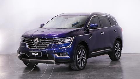 Renault Koleos Zen 2.5 4x2 CVT usado (2018) color Azul Electrico precio $4.890.000