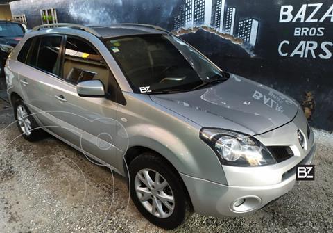 Renault Koleos Intens 2.5 4x4 CVT usado (2010) color Gris Claro precio $1.090.000