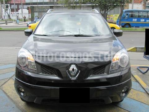 Renault Koleos Privilege 4x4 Aut usado (2010) color Negro precio $30.000.000