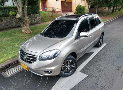 Renault Koleos Bose 4x2 CVT  usado (2014) color Beige Mineral precio $49.900.000