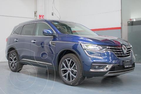 Renault Koleos Iconic usado (2020) color Azul Petroleo precio $539,900
