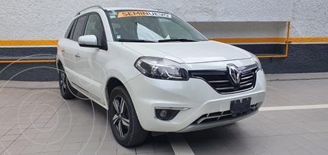 Renault Koleos Bose usado (2016) color Blanco precio $230,000