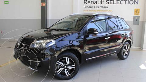 Renault Koleos Dynamique usado (2016) color Negro precio $250,000