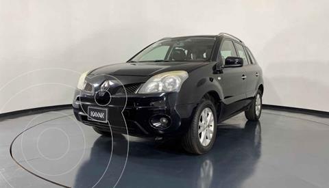 Renault Koleos Dynamique Open Sky usado (2010) color Negro precio $129,999