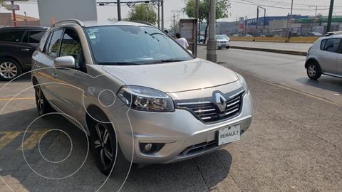 Renault Koleos Dynamique Aut usado (2016) color Plata Ultra precio $199,000