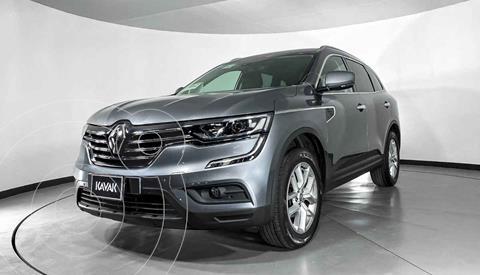 Renault Koleos Bose usado (2017) color Gris precio $327,999