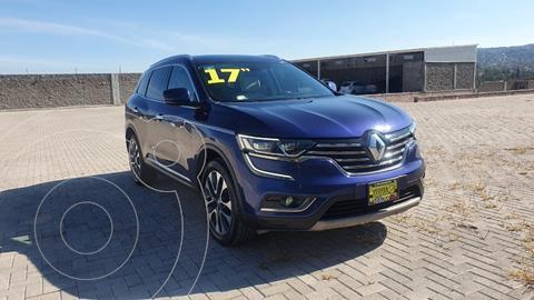 Renault Koleos Iconic usado (2017) color Azul precio $360,000