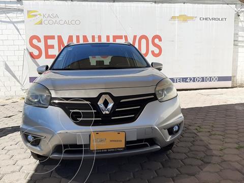 Renault Koleos Dynamique usado (2014) color Plata Dorado precio $180,000