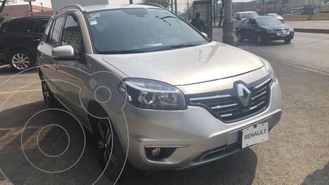 Renault Koleos Dynamique Aut usado (2016) color Plata Ultra financiado en mensualidades(enganche $55,588 mensualidades desde $4,285)