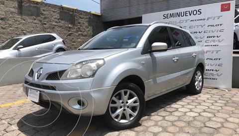 Renault Koleos Dynamique Aut usado (2011) color Plata Dorado precio $120,000