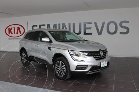 Renault Koleos Intens usado (2020) color Plata Dorado precio $449,000