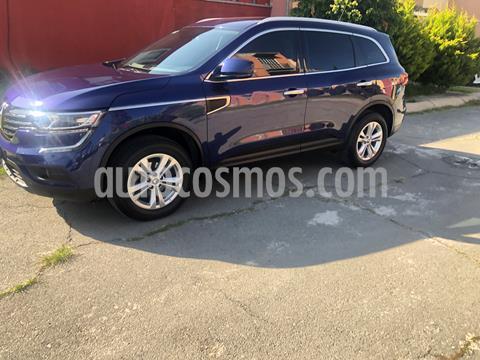 Renault Koleos Intens usado (2018) color Azul Zafiro precio $325,000