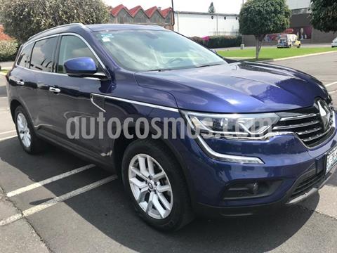 Renault Koleos Bose usado (2017) color Azul Zafiro precio $288,500