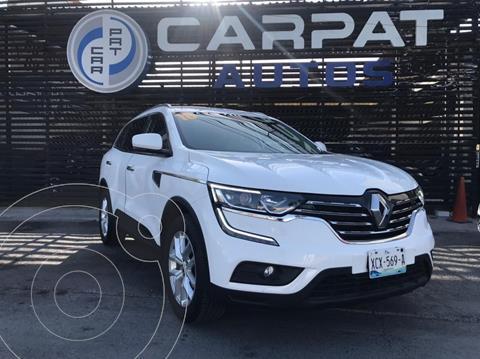 Renault Koleos Bose usado (2018) color Blanco precio $359,000