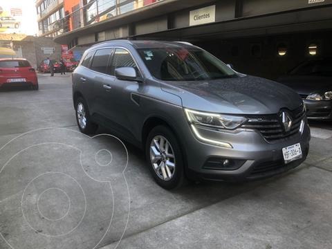 Renault Koleos Bose usado (2018) color Gris Tormenta precio $365,000